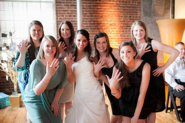 clair wedding
