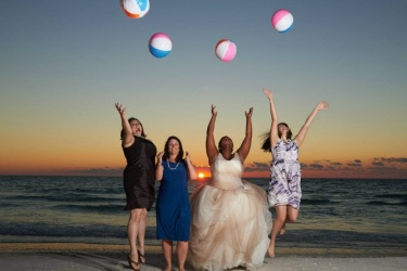 Mandy huber wedding