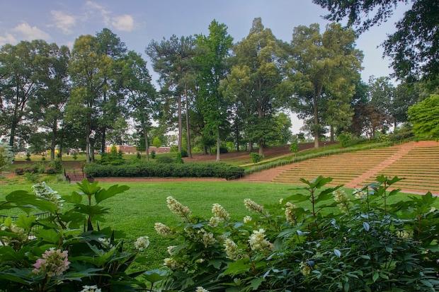 Meredith College Landscapes