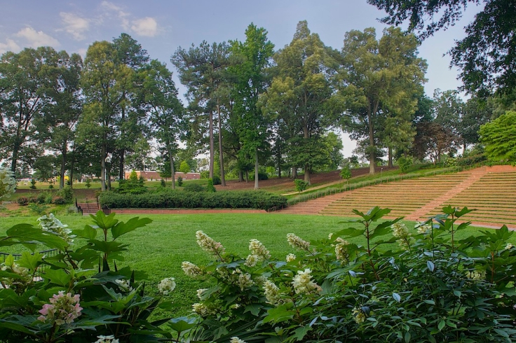 Meredith College Landscapes