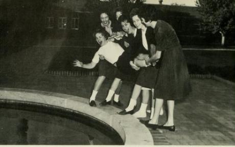 1963 Engagment