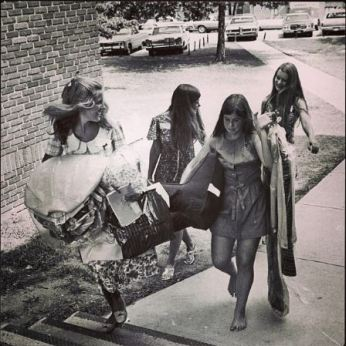 1971 move in day