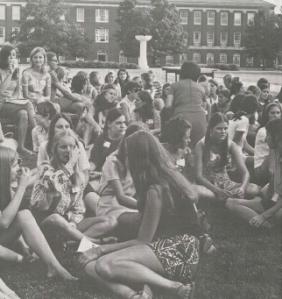 Senior class picnic