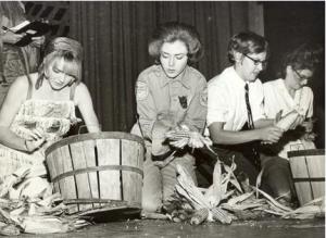 1966 Corn Shukin